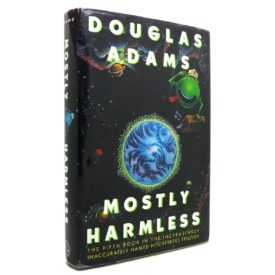 Mostly Harmless (Hardcover)