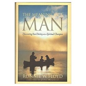 The Meaning of a Man: Discovering Your Destiny As a Spiritual Champion (Hardcover)