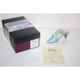 Just the Right Shoe Society Slide Miniature Shoe Figurine