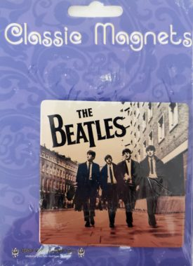 C & D Visionary Inc Classic Magnets The Beatles In London Iconic Image 3x3