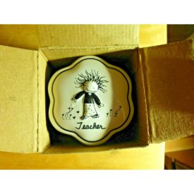 """Papel Giftware Children of the Inner Light """"Teacher"""" Keepsake Box"""