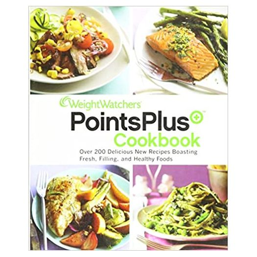 Weight Watchers Points Plus Cookbook (Paperback)
