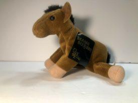 Beanie Boppers 24K 1997 Item 5138 DAKOTA The Horse Plush