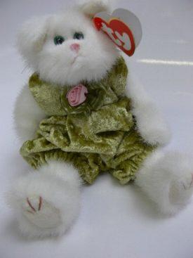Ty Beanie Baby Attic Treasure - Katze Katrina The Cat