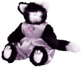 Ty Beanie Baby - TY Attic Treasure - PURRCY the Cat