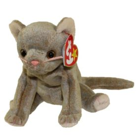 Ty Beanie Baby - Scat The Cat
