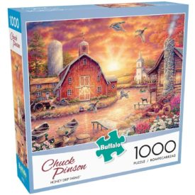 Buffalo Games - Honey Drip Farms - 1000 Piece Jigsaw Puzzle