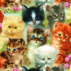 A Pile of Kittens 1000 Piece Jigsaw Puzzle by SunsOut