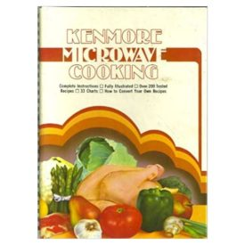 Kenmore Microwave Cooking by No Author (Hardcover)