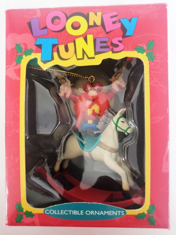 Looney Tunes Collectible Ornament - Yosemite Sam