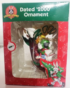 Looney Tunes Collectible Ornament - Marvin The Martian 2000