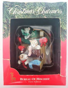 Santa's Best Christmas Charmers - Bureau Of Mischief