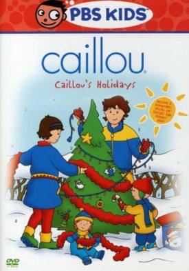 Caillou: Caillou's Holidays (DVD)