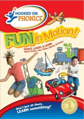 Hooked on Phonics: Fun in Motion (DVD)