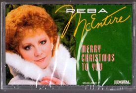 Reba McEntire Merry Christmas to You (Cassette)