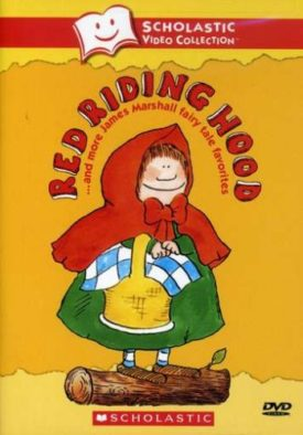 Red Riding Hood and more Scholastic (DVD)