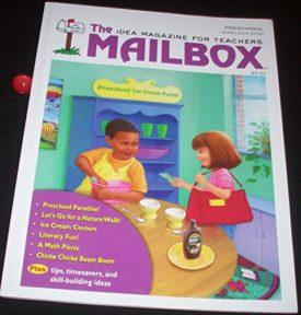 The MAILBOX (Preschool) June/July 2010 (41049) Volume 16, Number 3