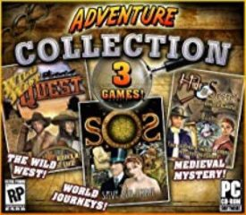 Adventure Collection: Wild Wild Quest / S.O.S.: Save Our Spirits / Hide and S...