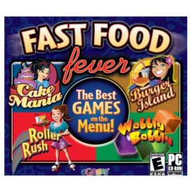 Fast Food Fever (CD PC Game)