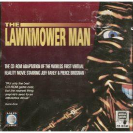 Lawnmower Man (Jewel Case) (CD PC Game)