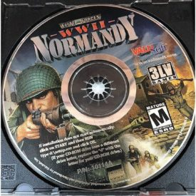 WWII Normandy (Jewel Case) (CD PC Game)