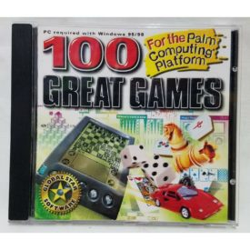 100 Great Games (Jewel Case) (CD PC Game)