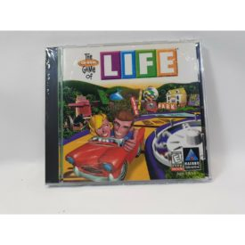 The CD-ROM Game Of Life - Hasbro Interactive  (Jewel Case)  (CD PC Game)