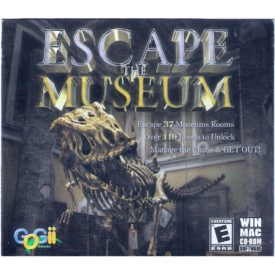 Escape the Museum (CD PC Game)