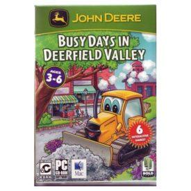 John Deere: Busy Days in Deerfield Valley (CD PC Game)