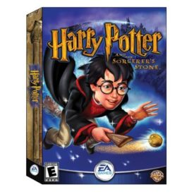 Harry Potter and the Sorcerer's Stone (CD PC Game)