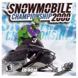 Snowmobile Championship (Jewel Case) (CD PC Game)