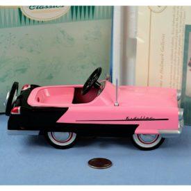 Hallmark Kiddie Car Classics 1956 Garton Kidillac Pink Cadillac