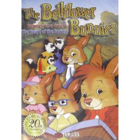 The Bellflower Bunnies (Bunnies on a Case & The Heart of Spring) (DVD)