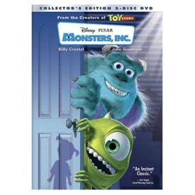 Monsters, Inc. (Two-Disc Collector's Edition) (DVD)