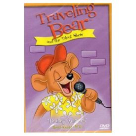 Traveling Bear and the Talent Show (DVD)