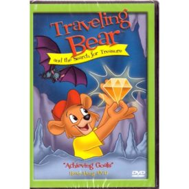 Traveling Bear and the Search for Treasure (DVD)