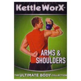 KettleWorX DVD: Arms & Shoulders (DVD)