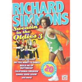 Richard Simmons: Sweatin' to the Oldies 3 (DVD)