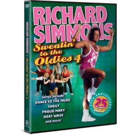 Richard Simmons - Sweatin' to the Oldies 4 (DVD)