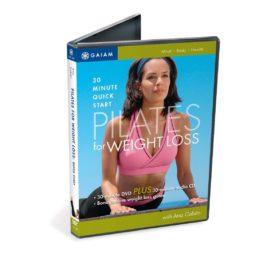 Quick Start Pilates for Weight Loss (DVD)