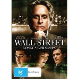 Wall Street Money Never Sleeps (DVD)