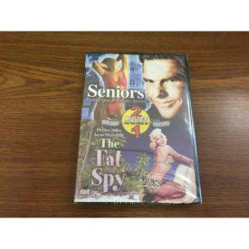 Seniors & The Fat Spy (DVD)