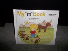 My m Book (My First Steps to Reading) (Hardcover)