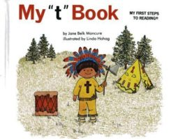 My t book (My first steps to reading) (Hardcover)