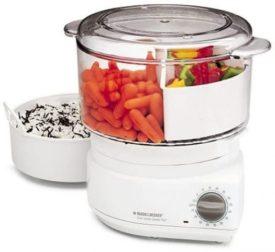 Black and Decker HS900 Flavor Steamer Rice Cooker Plus