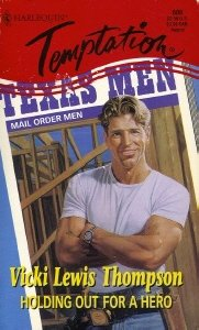 Holding Out For A Hero (Mail Order Men) (Paperback)