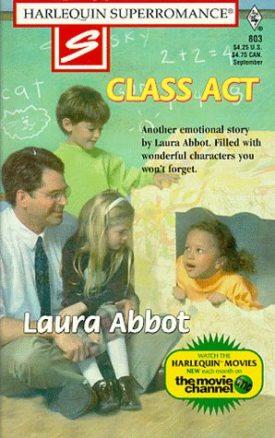 Class Act (Harlequin Superromance No. 803) (Paperback)