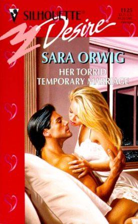 Her Torrid Temporary Marriage (Paperback)