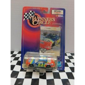Winners Circle NASCAR 24 Jeff Gordon Lifetime Series Dupont Lumina 7 of 8 1:64