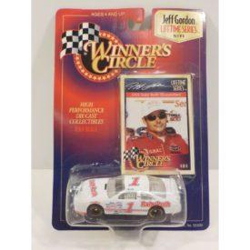 1997 Winners Circle 1:64 Diecast NASCAR Jeff Gordon Baby Ruth Ford Thunderbird